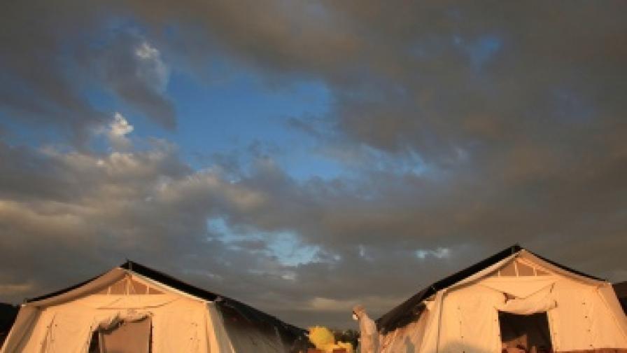 Холерата тръгна и към Венецуела