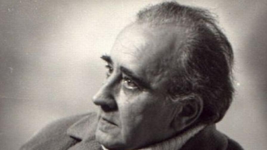 Стефан Гечев (1911-2000)