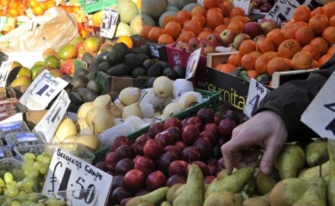 Рекордни цени на храните и суровините