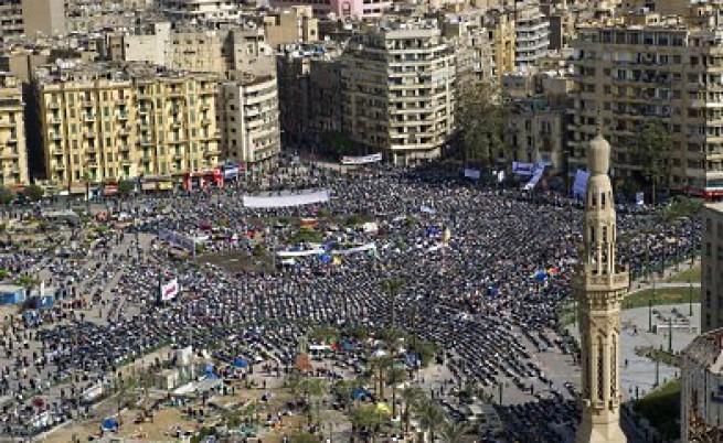 В Египет обстрелваха с гранати сграда на службите за сигурност
