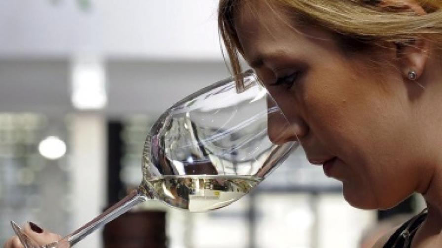 50 хил. евро за бутилка вино