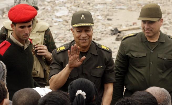Армията гарантира демократичен преход в Египет