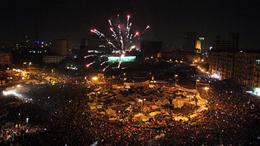 Хосни Мубарак се оттегли