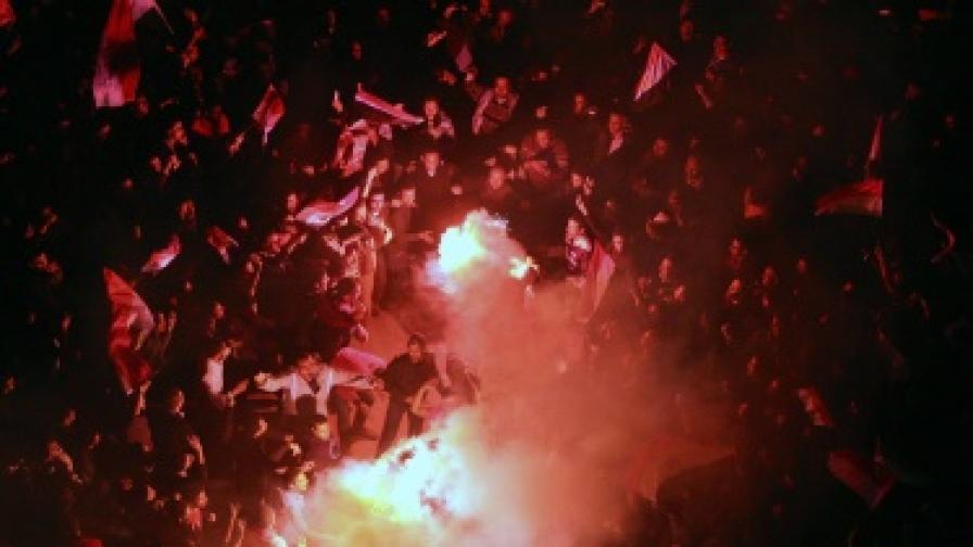 Вълна от протести залива арабския свят