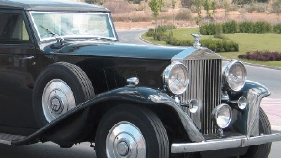 Автомобилната емблема на 100 години