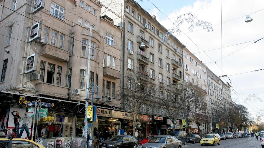 10 г разлят живак - паника в центъра на София