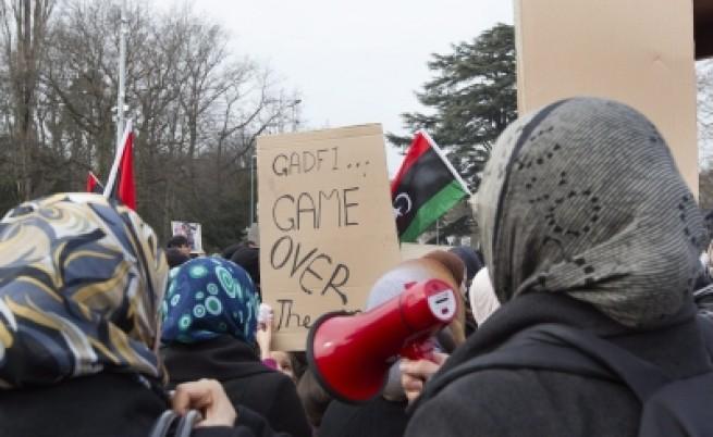 Тревога навсякъде за събитията в Либия
