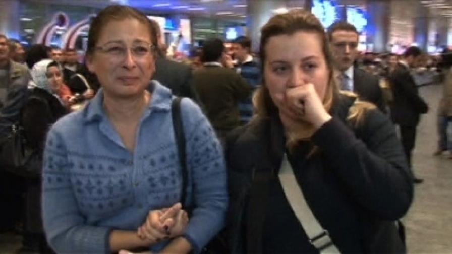 Турция евакуира 25 000 души от Либия