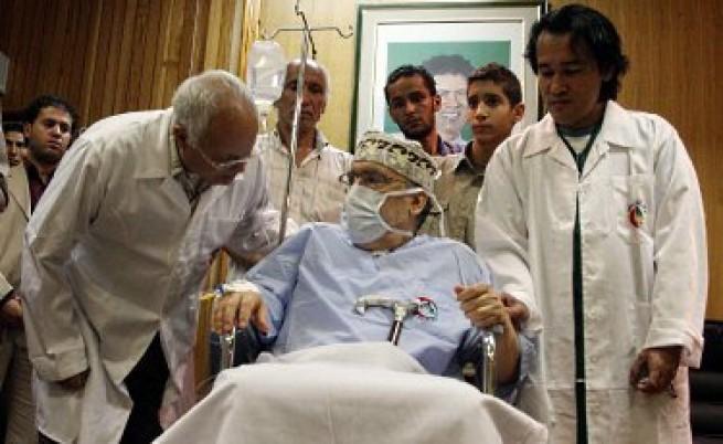 Министър: Кадафи нареди на Меграхи атентата над Локърби