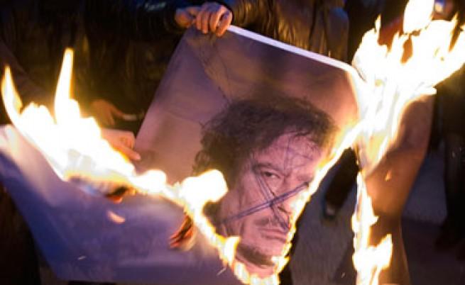 САЩ, ООН и ЕС обмислят санкции срещу Либия