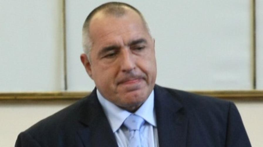 Борисов: Кадафи ни открадна $130 млн. за медиците