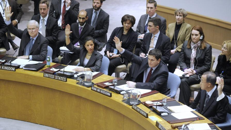 Съветът за сигурност на ООН с резолюция за Либия