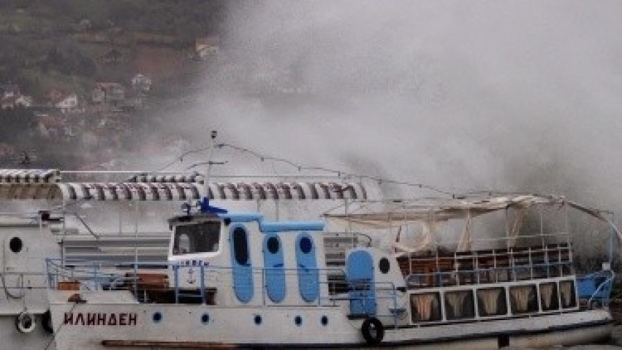 """Свидетелки описват трагедията на кораба """"Илинден"""""""