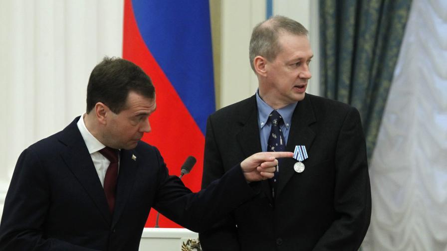 Всички руски космонавти - вярващи християни