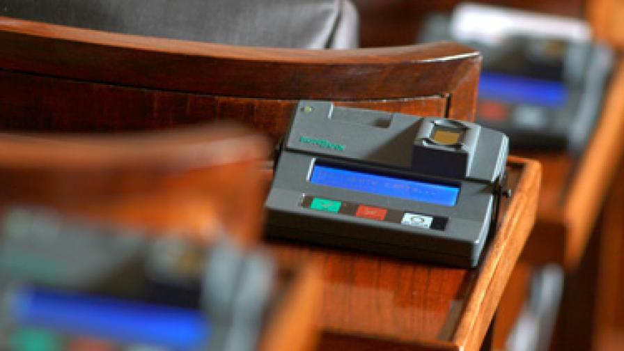 Починал депутат се яви на участие в дебати?