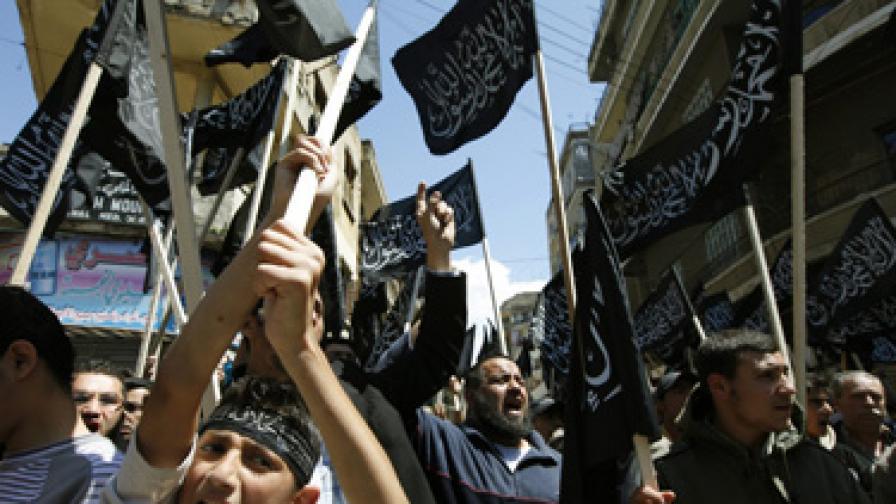 Десетки жертви днес от протестите в Сирия