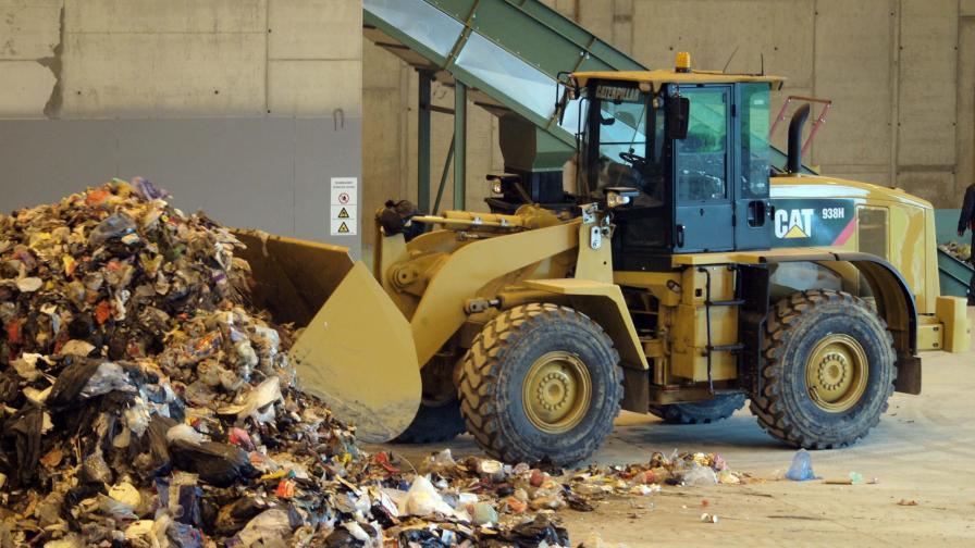 Как от 120 кг отпадъци стават 3 кг