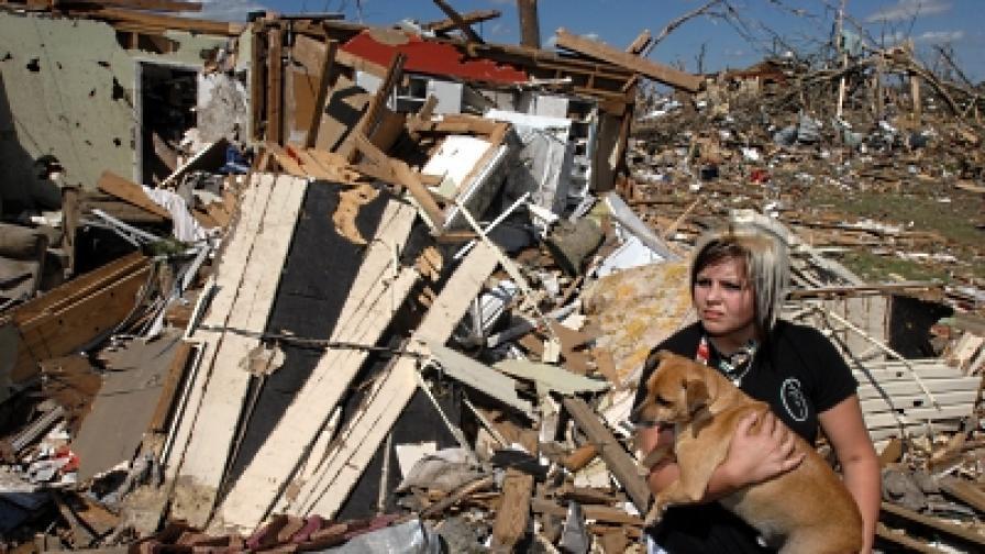 Буря спря голяма АЕЦ в САЩ