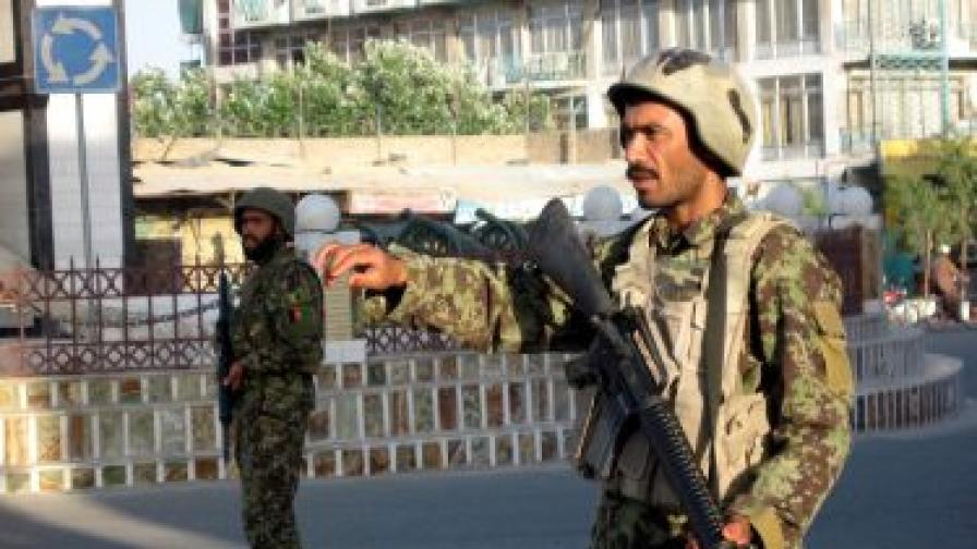 Талибаните опитаха да превземат Кандахар