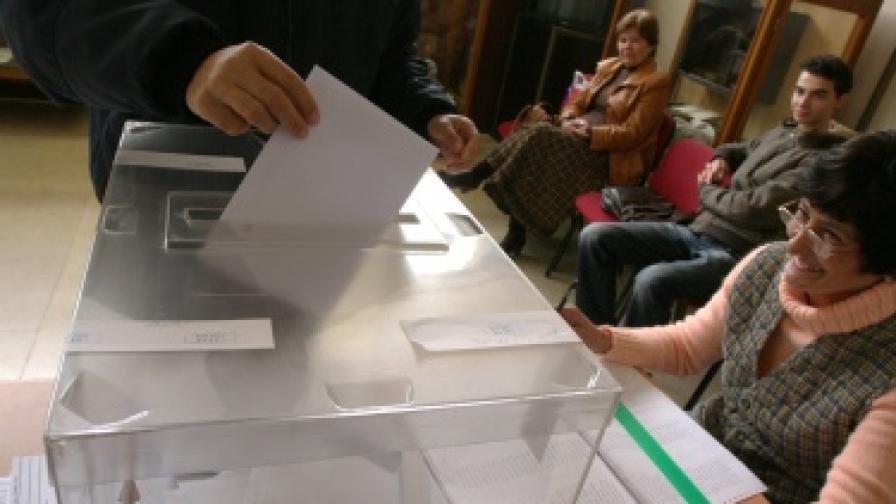 Парламентът променя Изборния кодекс за уседналостта