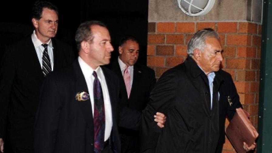 Строс-Кан може да получи 20 години затвор