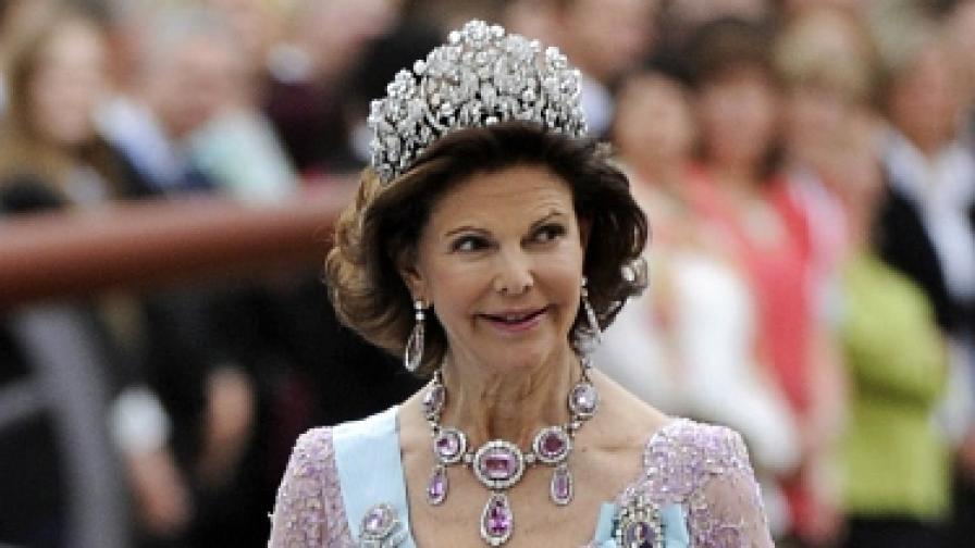Шведската кралица разследва баща си за връзки с нацистите