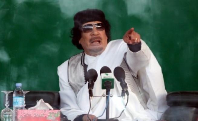 Прокурор от МНС поиска заповед за арест на Кадафи и Сейф ал Ислам