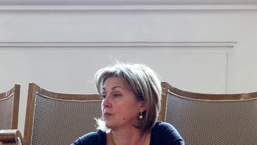 Р. Бъчварова: Борисов ще изпълни с ново съдържание президентския пост