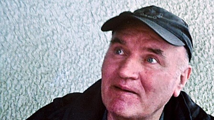 Младич: Нямам общо с клането в Сребреница