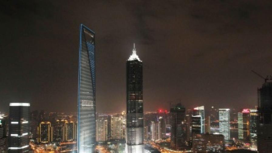 Китай: Нов небостъргач на всеки 5 дни
