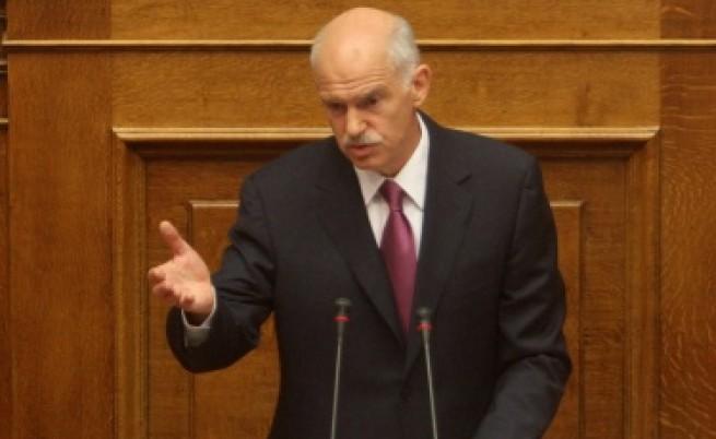 Кредитният рейтинг на Гърция пак се срина