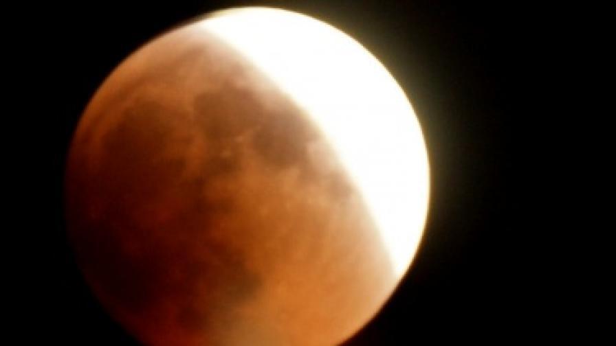 Пълно лунно затъмнение на 15 срещу 16 юни