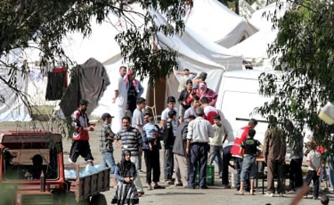 Потокът от бежанци към Турция - ново измерение на конфликта в Сирия