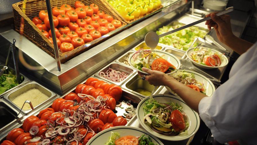 Френски деца в болница заради Е.коли, яли сандвичи с говеждо