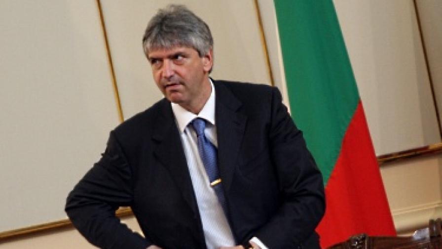 Лъчезар Иванов в парламента