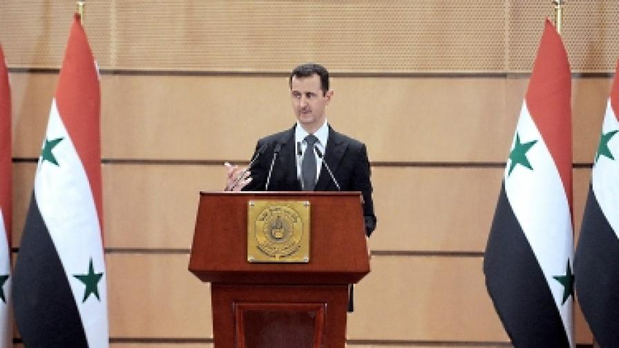 ЕС разширява санкциите си срещу Сирия