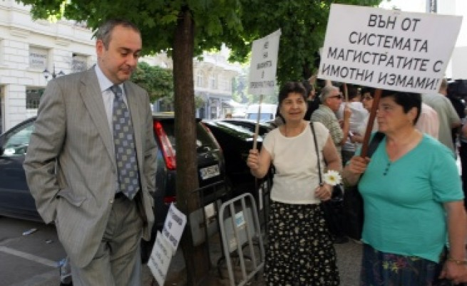 Разпра във ВСС за спецсъдилищата