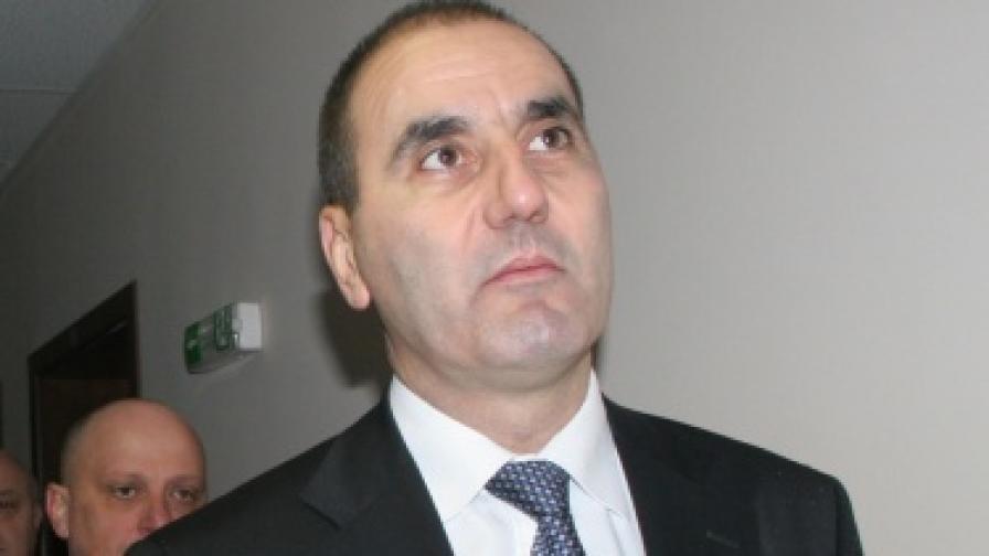 Цветанов: Задържаните оръжия са за убийства