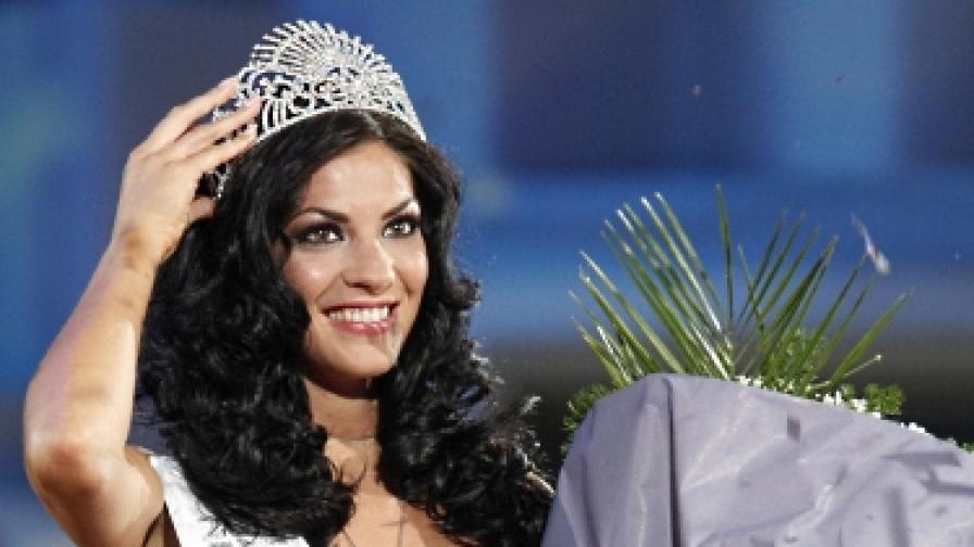 Ваня Пенева е Мис България 2011