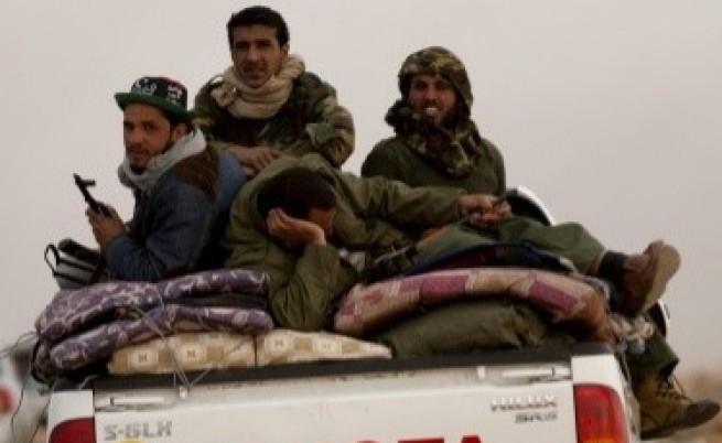 България призна Преходния национален съвет на Либия