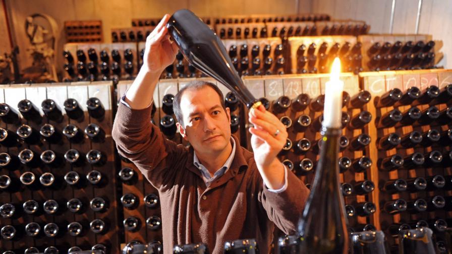 Производители на вино минават на пластмасови бутилки