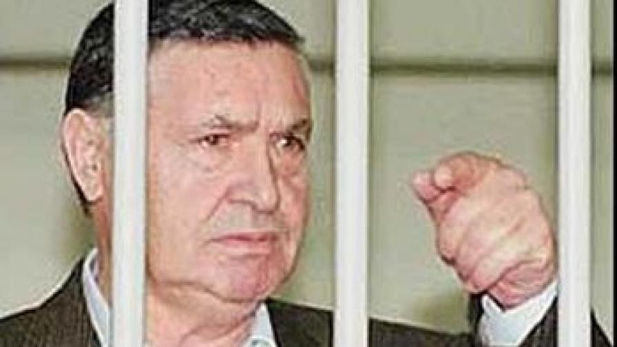 """Бившият могъщ бос на мафията Салваторе """"Тото"""" Риина от 1993 г. е в затвора с 12 доживотни присъди"""