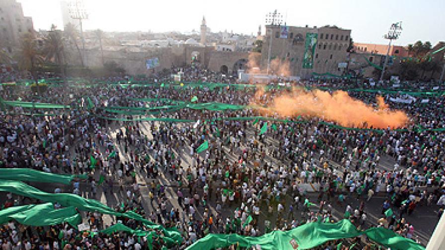 Кадафи плаши Европа с нападение