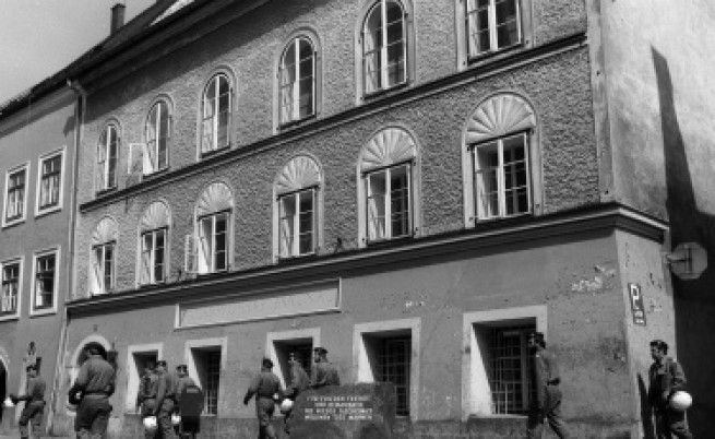 Браунау се отказа от Хитлер