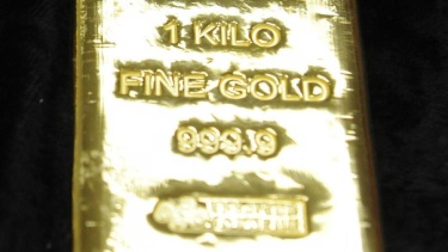 Отново рекорд при цената на златото