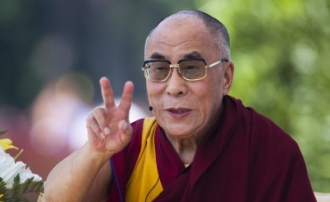 Обама прие Далай Лама в Белия дом