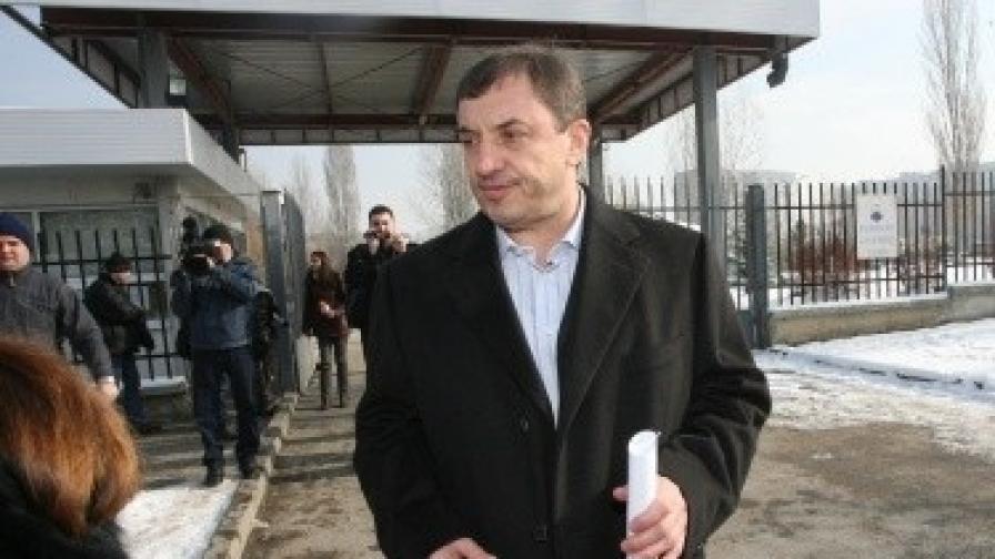 Алексей Петров се чувствал заплашен от Цветанов