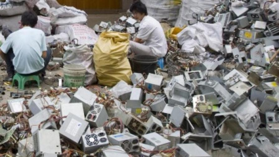 Нови ограничения за опасните вещества в електрониката