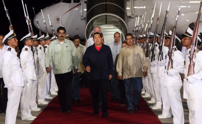 Ницше давал кураж на Чавес в борбата с рака