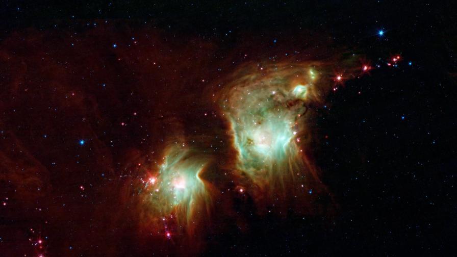 Откриха молекули кислород в Космоса